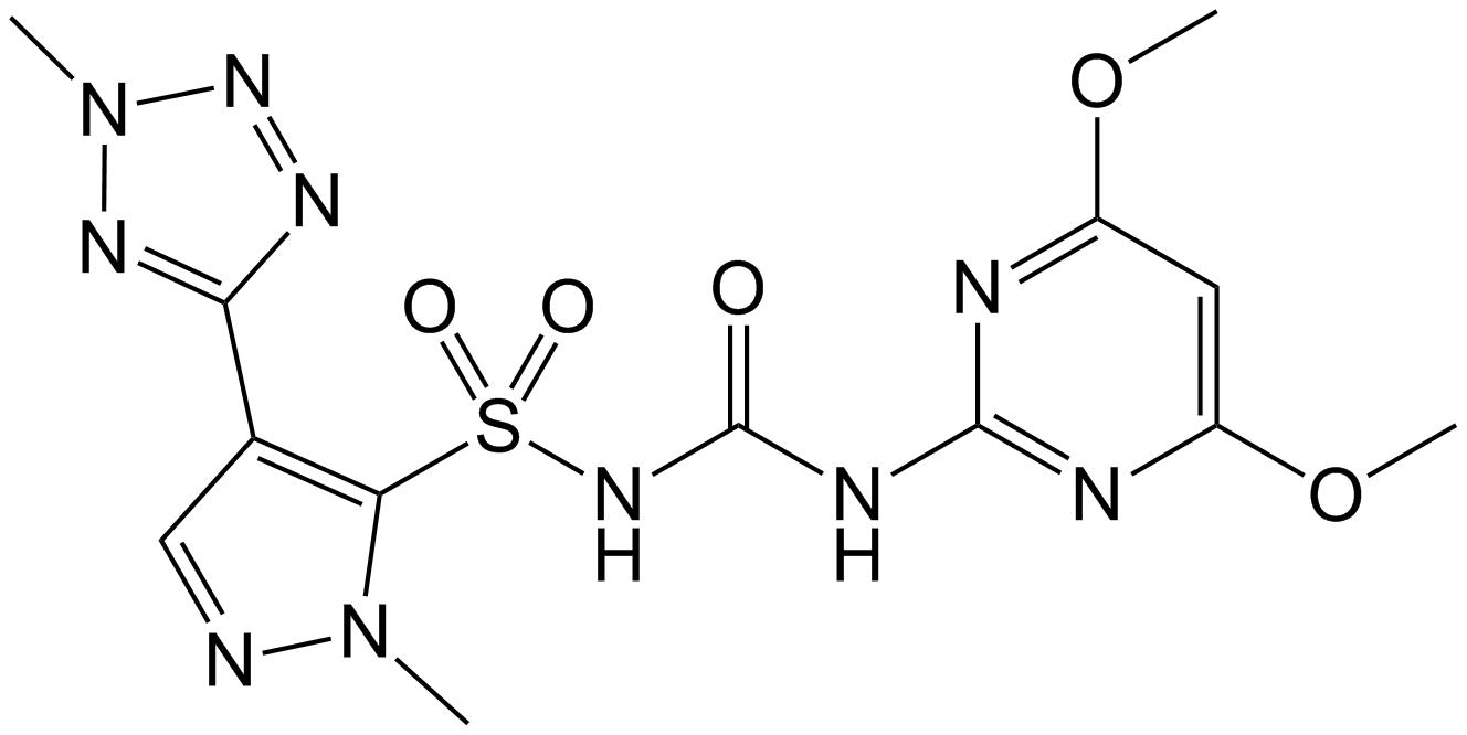 Azimsulfuron - Paramètre chimique